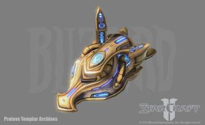 SC2: Protoss Templar Archives by PhillGonzo