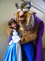 Belle and Beast by BellesAngel