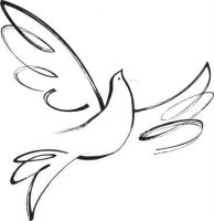 Peace-love-freedom-dove by Sweetlylou
