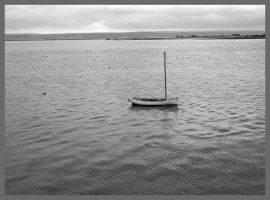 Grey Day Alone by sags