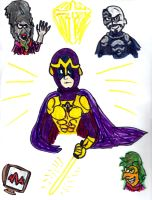 Bibleman- Genisis by SonicClone