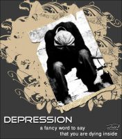 Depression by Conanweb