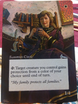 Magic the Gathering alter: Mother of Runes by stitch-84