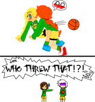 The Big Four: Gym Class Accidents by strawberrybunny4341