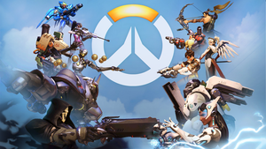 Overwatch Versus Sky Wallpaper - 1920 x 1080 by Mac117