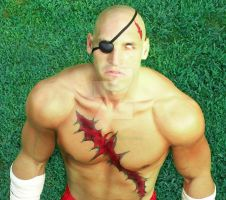 Sagat Up by kaxblastard