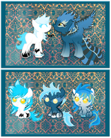 Ice Flares breeding SOLD by Lost-in-Equestria