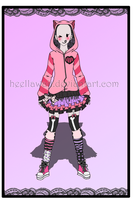 .:Outfit Adopt:. AUCTION CLOSED by HellAwaitsArts