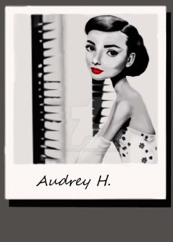 Audrey by meiseys