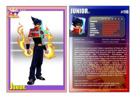 SANLAHI: JUNIOR by PinoySuperheroes