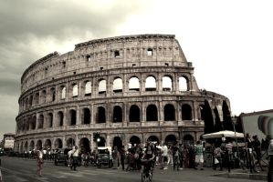 Colosseum - Roma by smileformealltime