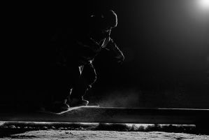 darkside of snowboarding by ugine31