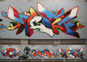 First for 2014 by meak-one