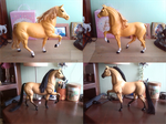 Customized Spirit: Stallion of the cimarron by ichiko-senpai