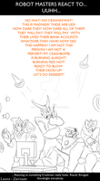 Robot masters react to....uh... by zavraan