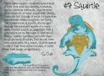 Squirtle, A Field Study by TravestyYM