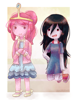 bubbline by Azurane