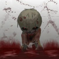 zomboy doodle by DrFrag