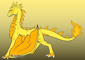 Solaris - The Sun Dragon by ImDovahkiinBiatches