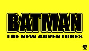 1987 Batman Comic Title Logo by HappyBirthdayRoboto