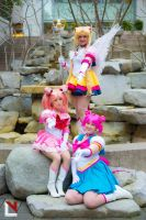 Sm - Moon Family by Eli-Cosplay