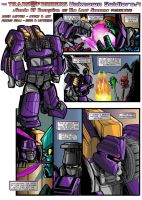 Transformers - Unknown Soldiers 4 by M3Gr1ml0ck
