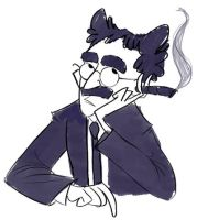 Groucho by HarpyMarx