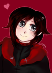 Ruby Rose by Moonlight-Echidna