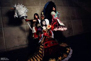 Alice Madness Returns by xxLaylaxx