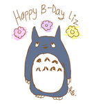 Happy B-Day Liz by CountlessPlaces