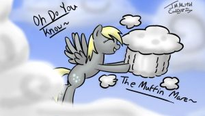 Derpy Hooves day! by CoalDustTheStrange