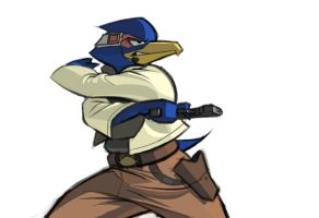 Falco Lombardi by Stabby2486