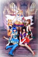 Cosplay - Sailormoon musicals by PipiChu0226