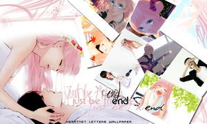 just.be.friENDs Wallpaper by Hefuru-Ysaberu