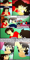 Rise of The Devilman- 17+18- Tender moment by NickinAmerica