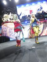 Comikaze Expo 2014: Cosplay Contest 14 by iancinerate