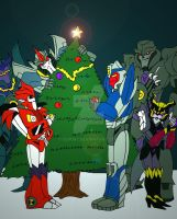 A Decepticon Christmas by xero87