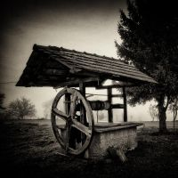 water-well by klaic