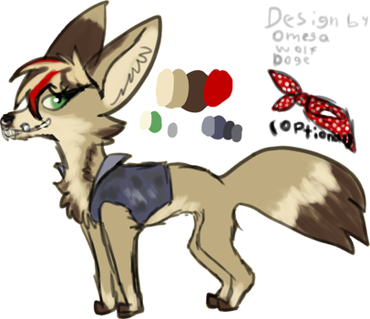 [CLOSED] Random design by OmegaWolfDoge