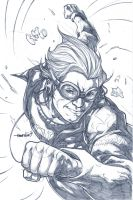 Quicksilver (pencils) by emmshin