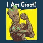 I am Groot! by LuluDubYou