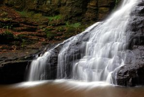 Hareshaw linn by scotto