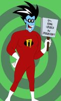 .:Freakazoid:. by Goosie-Boosie