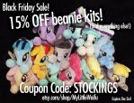Black Friday Etsy Sale! Ends Tomorrow! by ButtercupBabyPPG
