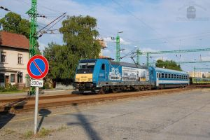 480 001 'Kando Kalman' in Gyor, on 2014 by morpheus880223