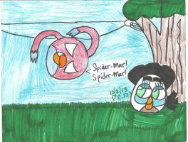 Spider Mar! by AngieTheCatGuardian