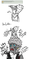 ATB: MOLTING... by MissThunderkin