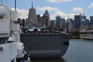 A view of the U.S.S. San Antonio by Brooklyn47