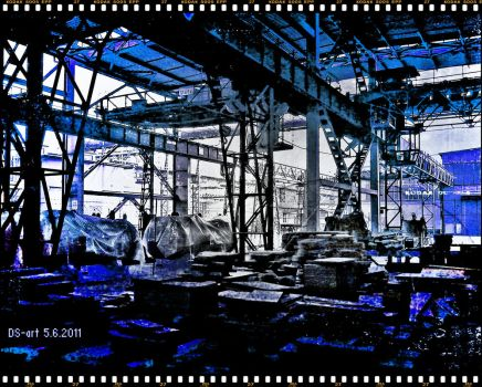 Overwhelming factory... by Diversound