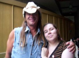 AE Scott McNeil and Me by Zephra85